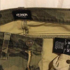 Hudson Jeans Jeans - Hudson Camo Skinny Jeans